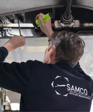 SAMCO Base maintenance